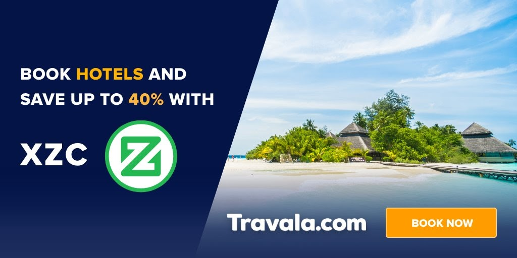 Book hotels with XZC
